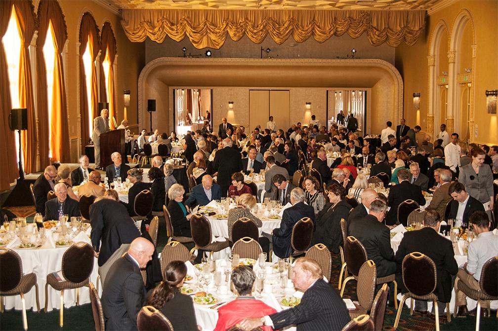 San Francisco Historical Society Awards Lucheon