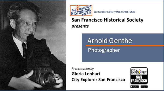 Arnold Genthe - Photographer