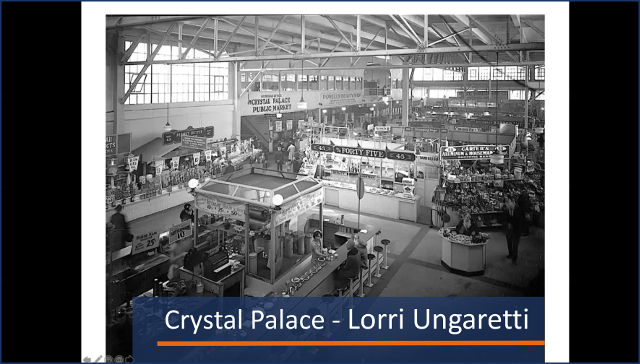 SFGS Program - Crystal Palace Lorri Ungaretti