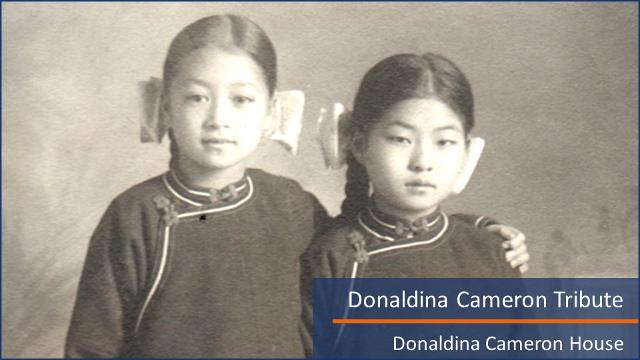 Donaldina Cameron Tribute