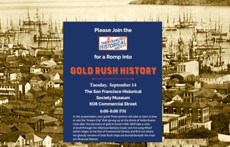 Gold Rush Presentation